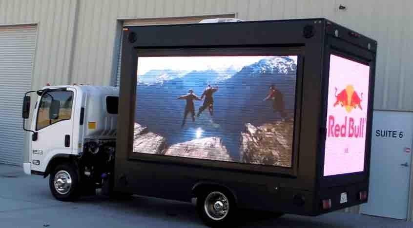 Digital Mobile Billboard Truck LED-mobile-billboard-truck-advertising